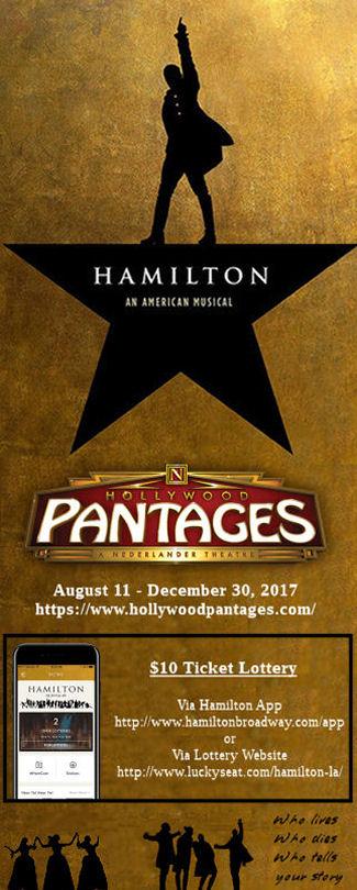 Hamilton (Pantages)